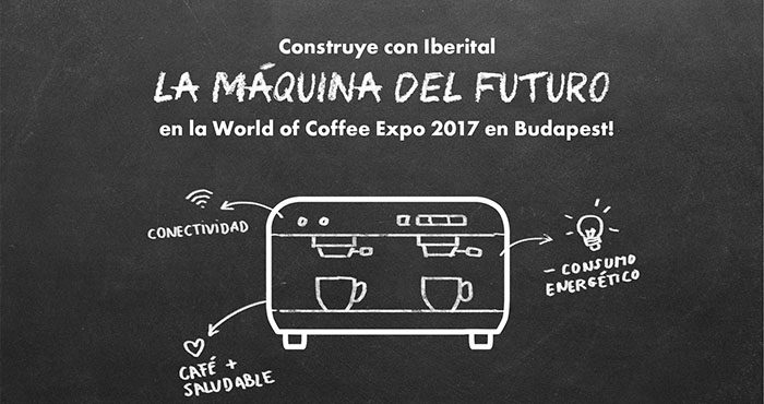 Build up The Future Coffee Machine