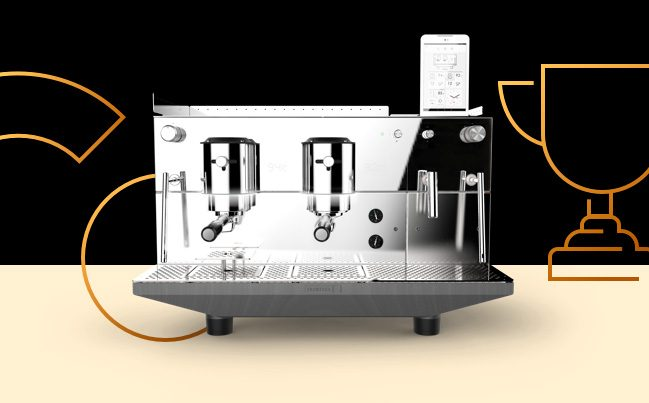VISION: The most awarded espresso machine