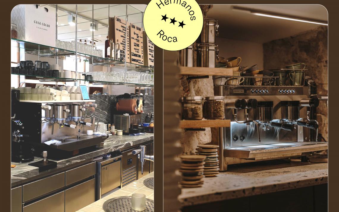 Elegido dos veces el mejor restaurante del mundo, ahora ellos eligen Iberital