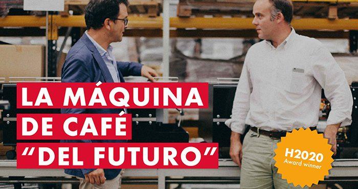 """LA MÁQUINA DE CAFÉ """"DEL FUTURO"""""""