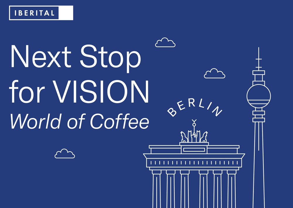 Next Stop for VISION World of Coffee