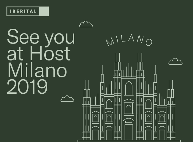 See you at Host Milano 2019