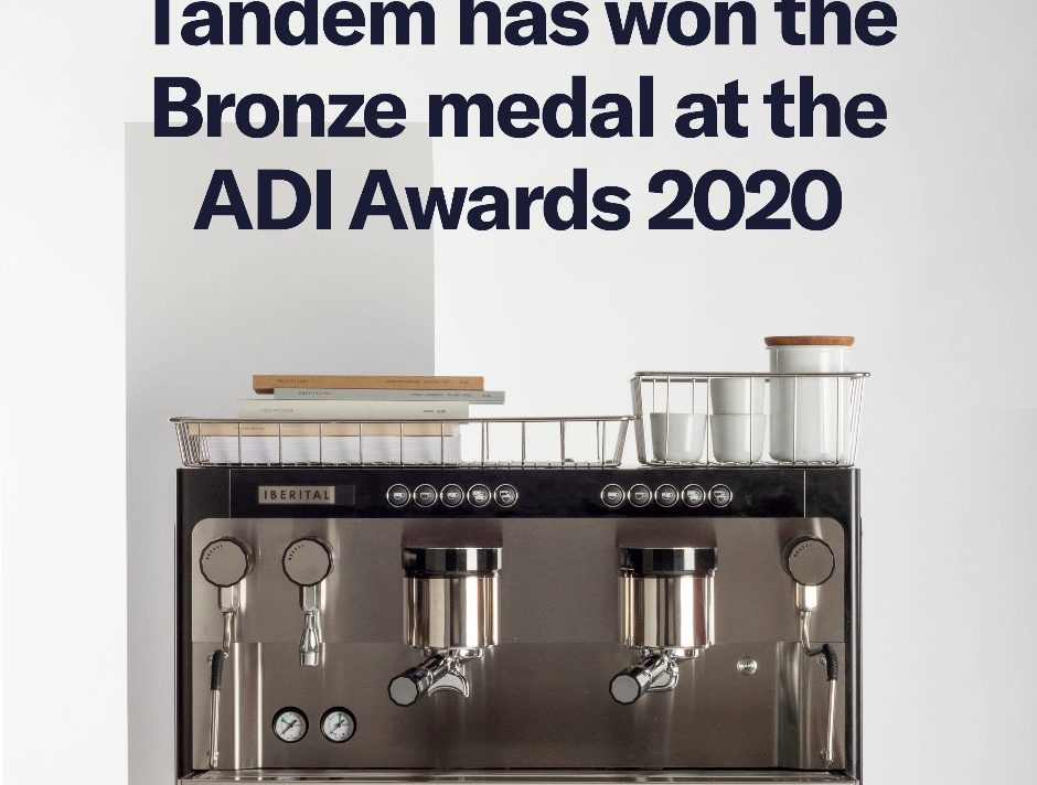 Tandem has won the Bronze at the ADI awards 2020